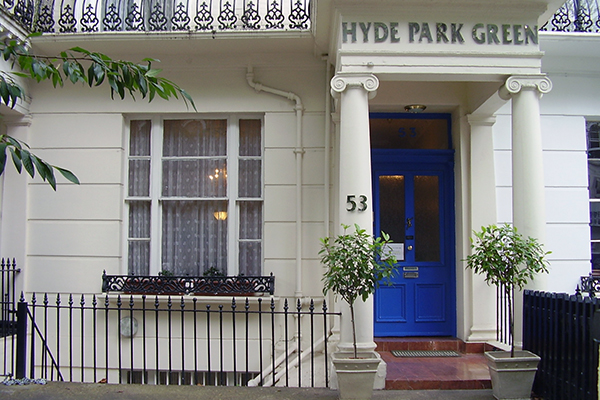 Hyde Park Green Guest House