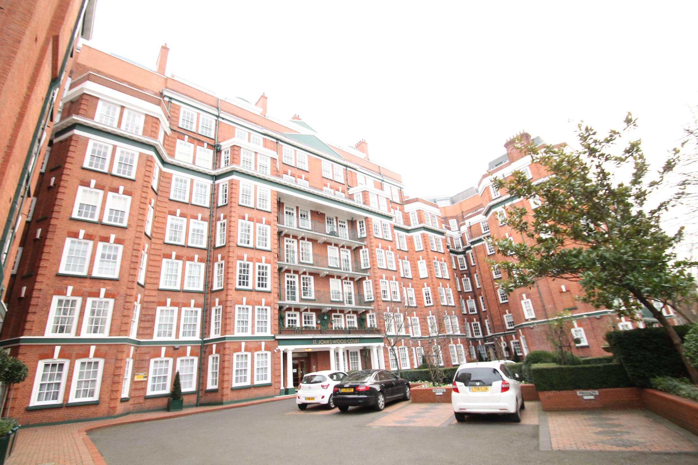 St. Johns Wood Court, St. Johns Wood Road, London NW8
